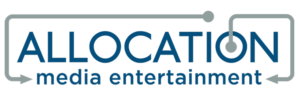 Allocation Media Entertainment logo
